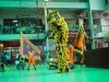 Sabah, Malaysia lion dance competition 2016
